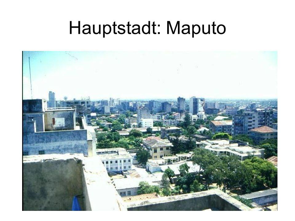 Hauptstadt: Maputo