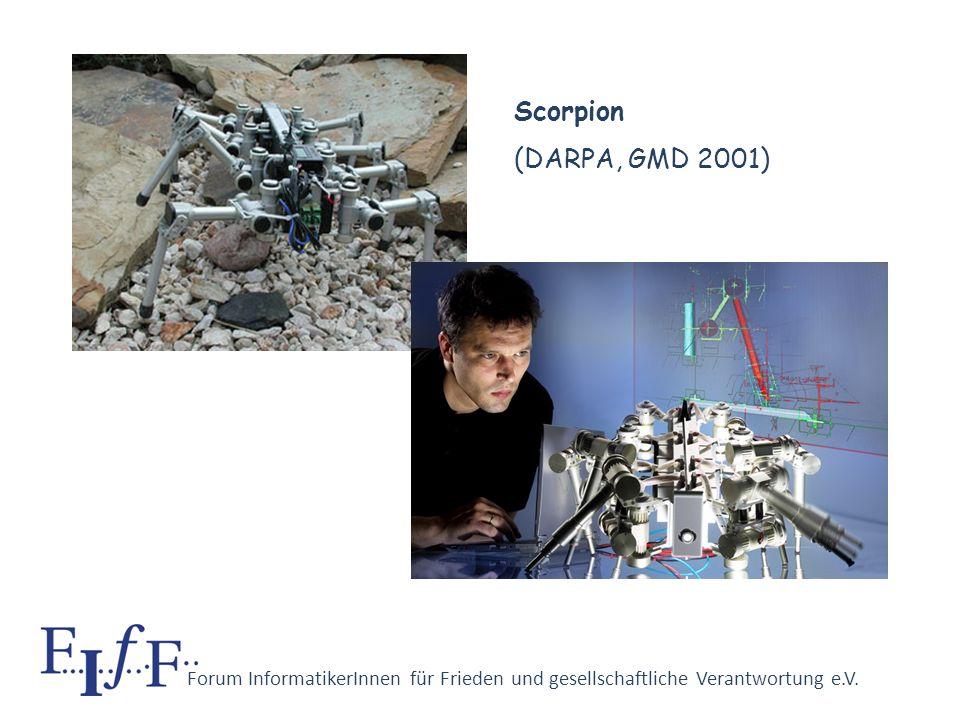 Forum InformatikerInnen für Frieden und gesellschaftliche Verantwortung e.V. Strategic Computing Initiative 1983 500 Mill. US $