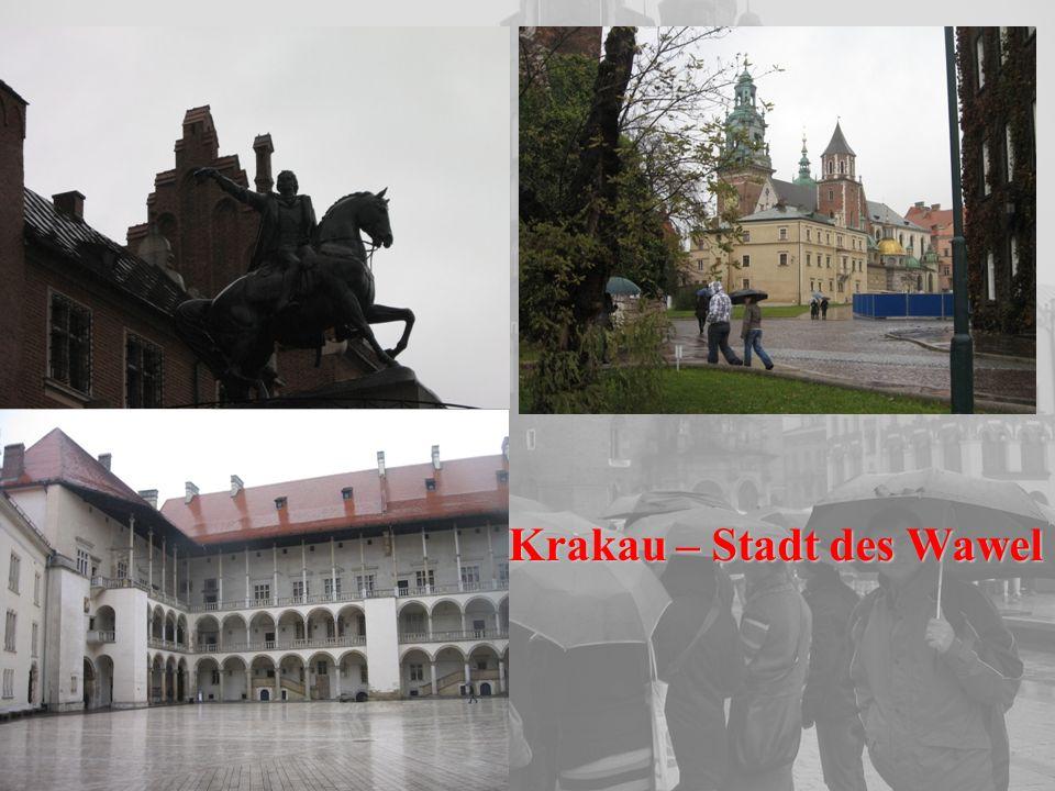 Krakau – Stadt des Wawel