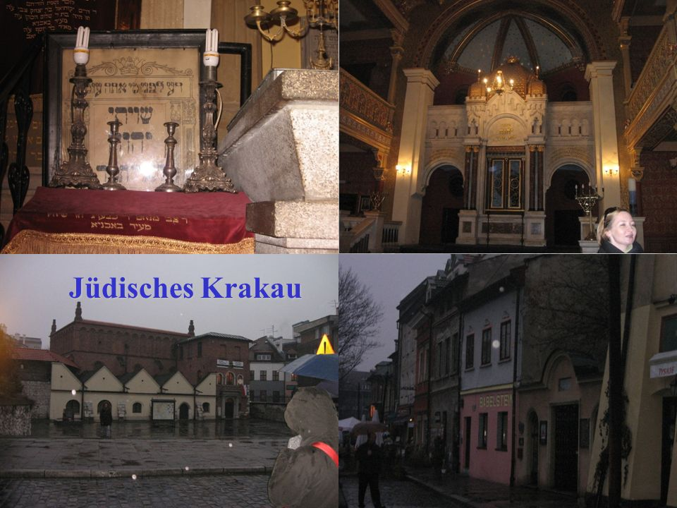 Jüdisches Krakau