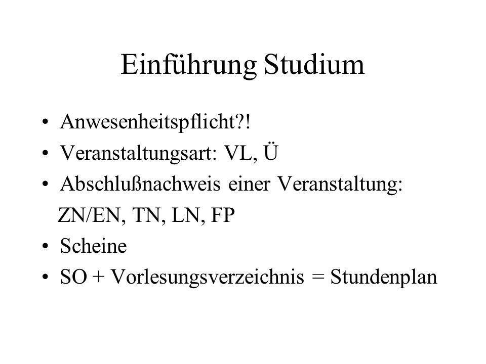 Stundenplanerstellung www.uni-mainz.de 1.Auf Vorlesungs- und Personenverzeichnis gehen (UnivIS) 2.