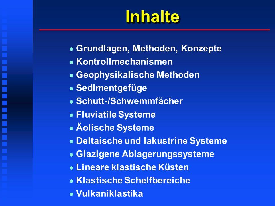 KontrollmechanismenKontrollmechanismen (B)Allozyklische Mechanismen: Durch externe Einflüsse, wie Klimavariationen, Heraus- hebung der Liefergebiete, Subsidenz des Beckens oder eustatische Schwankungen gesteuert.