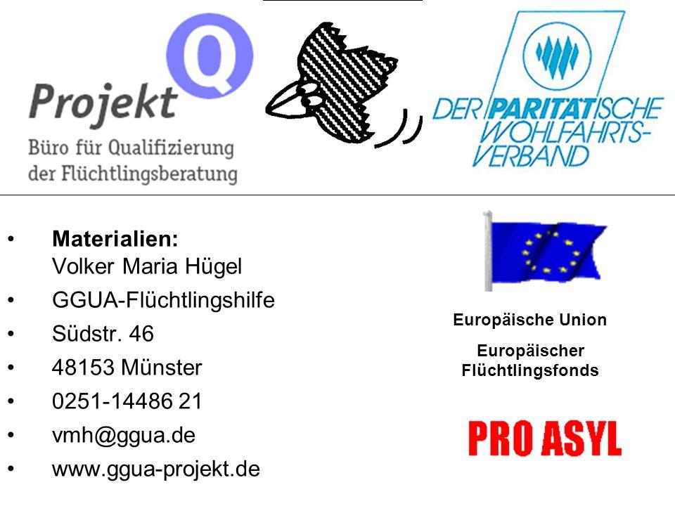 GGUA Flüchtlingshilfe Büro für Qualifizierung der Flüchtlingsberatung Projekt Q 24 TOP 5 Einbürgerungen Ausreichende mündliche und schriftliche Kenntnisse der deutschen Sprache (B1 GERR) auch bei mit einzubürgernden Ehegatten zwingend Besondere Integrationsleistungen 6 Jahre Wegfall der Vergünstigungen für unter 23-Jährige Strafen maximal 90 TS FDGO, Terror, Extremismus etc.