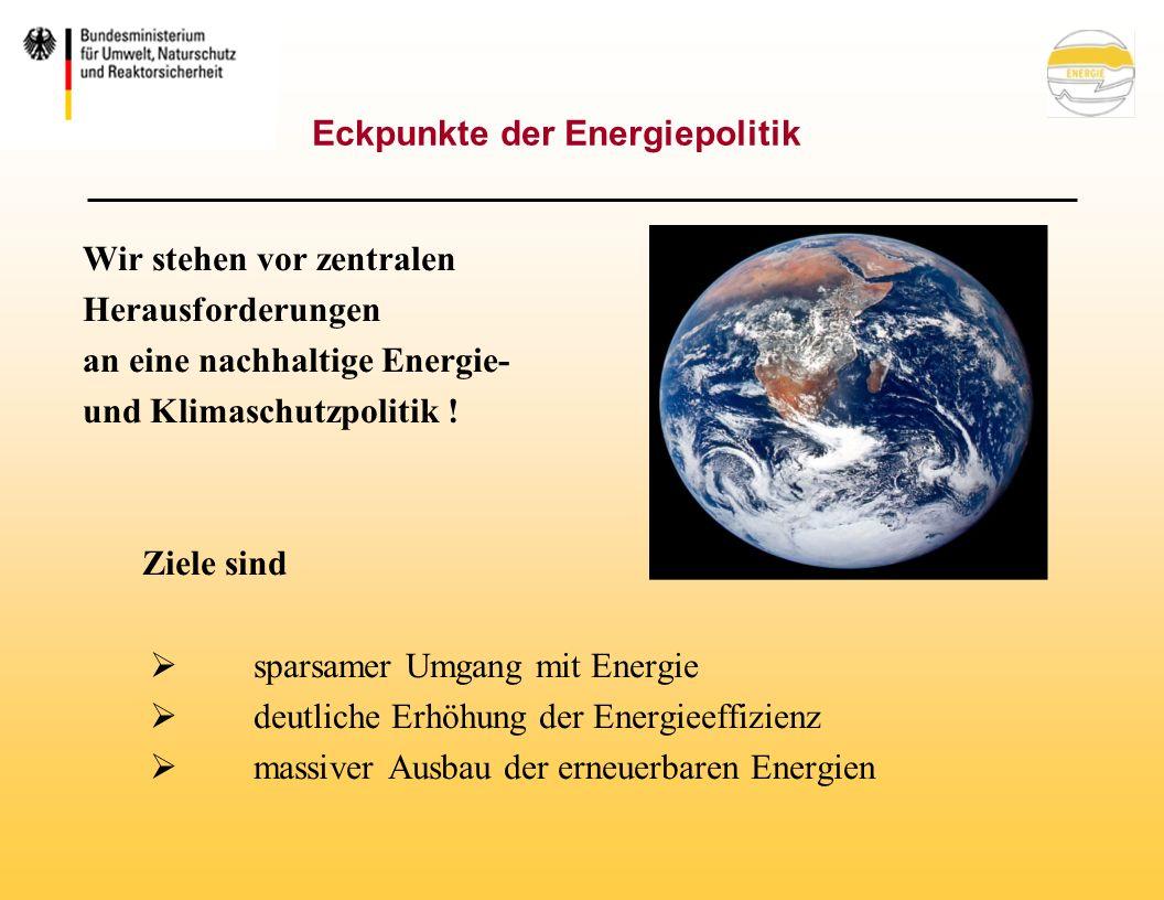 Markteinführung Biokraftstoffe Bisher: Förderung durch Mineralölsteuerbefreiung, seit 2004 auch für Biokraftstoffanteile in Gemischen mit Diesel- und Otto-Kraftstoff.