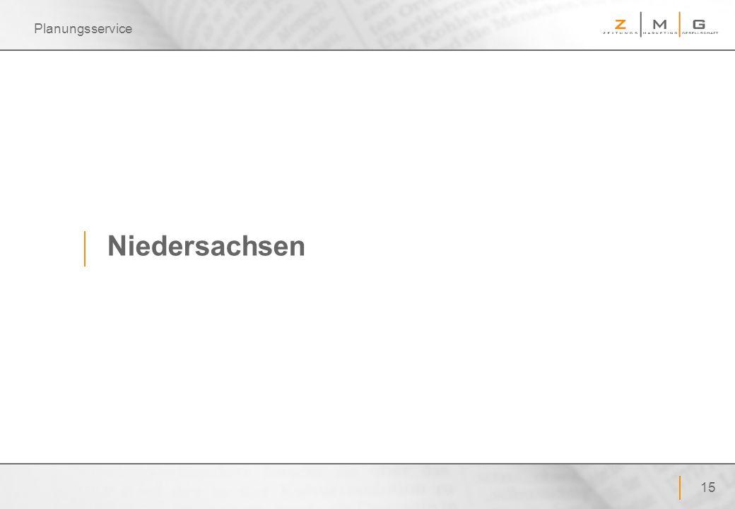 15 Planungsservice Niedersachsen