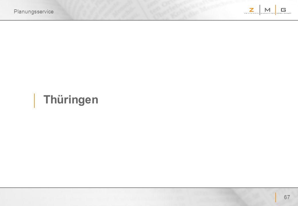 67 Planungsservice Thüringen