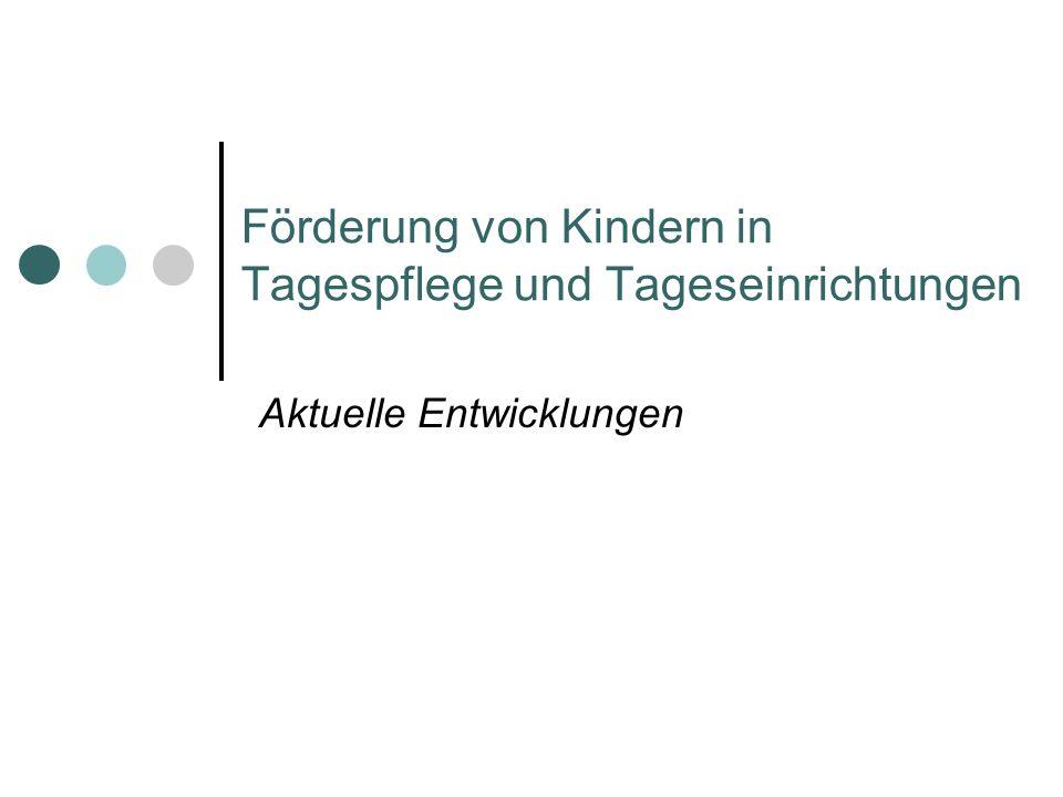 Bedarfsplanung Aktionsprogramm Tagespflege Der Kreis Rendsburg Eckernförde nimmt vom April 2009 bis März 2012 am Bundesprojekt Aktionsprogramm Kindertagespflege zum Ausbau des Tagespflegeangebotes teil.