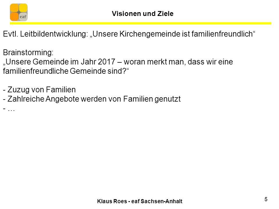 Klaus Roes - eaf Sachsen-Anhalt 5 Evtl.