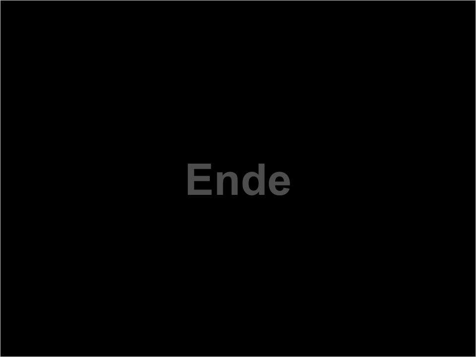 11 Ende
