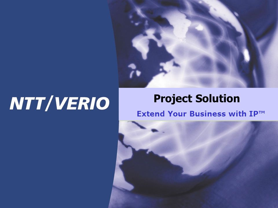 Extend Your Business with IP Project Solution
