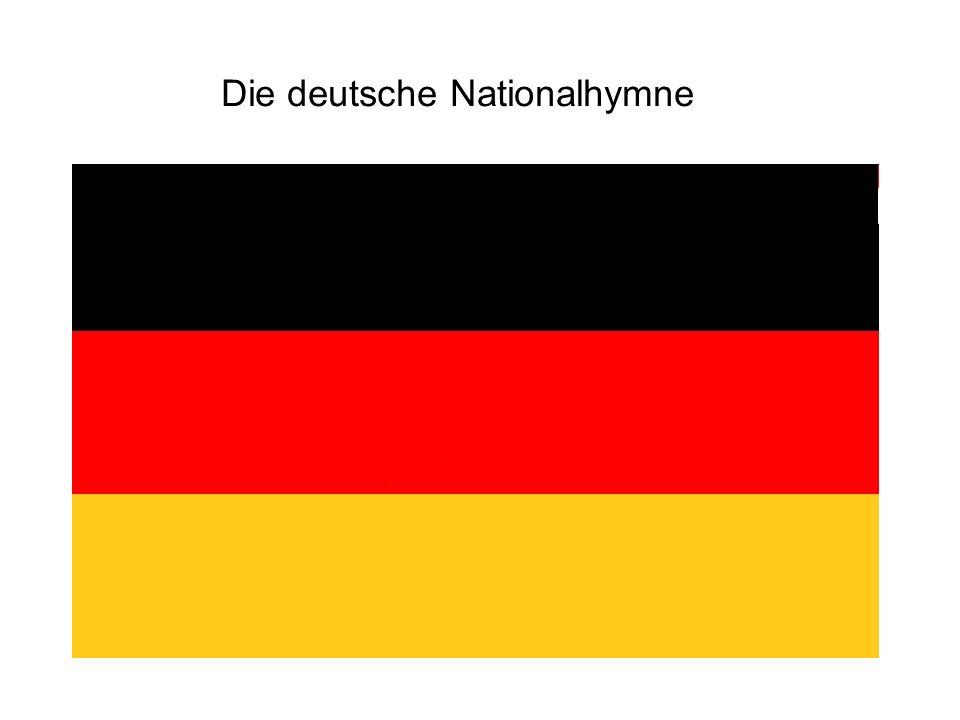 1991 Ost – und Westdeutschland werden wiedervereinigt.