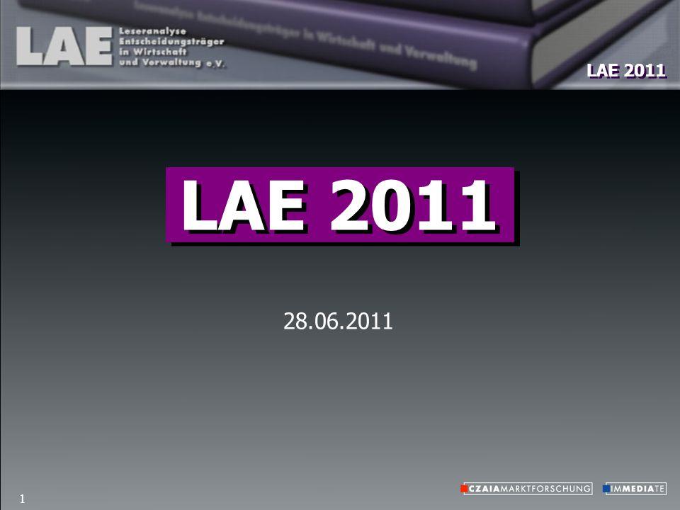 LAE 2011 1 28.06.2011 LAE 2011