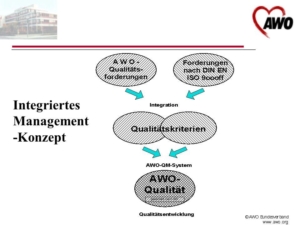 Integriertes Management -Konzept