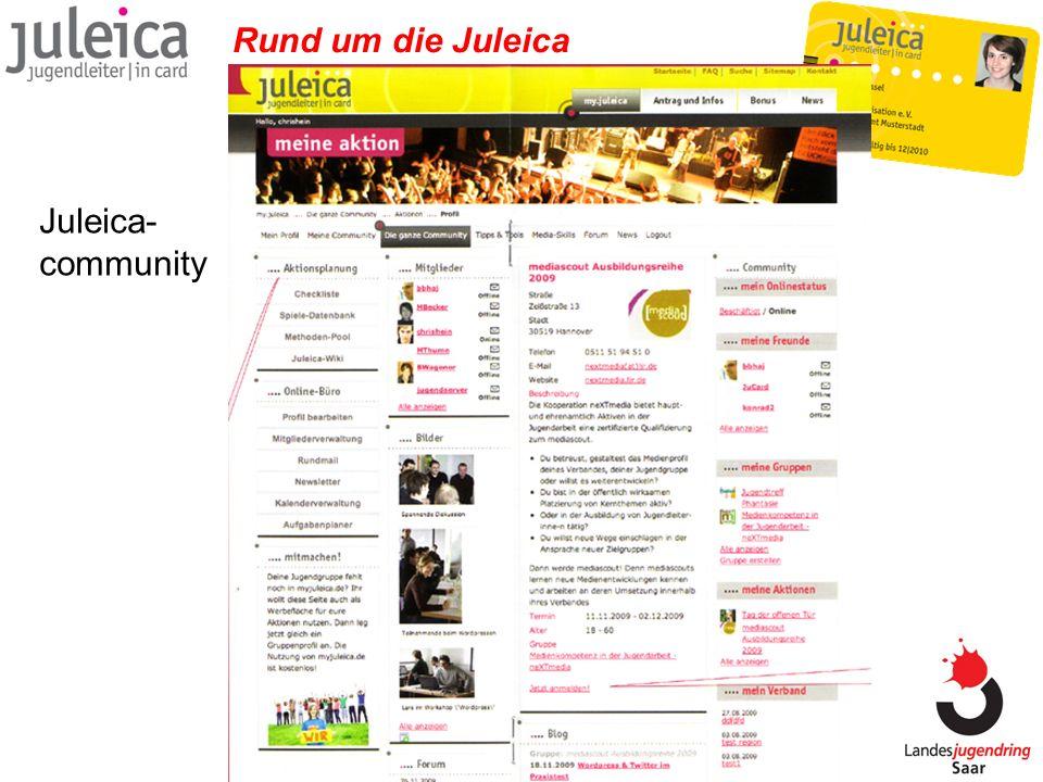 Juleica- community
