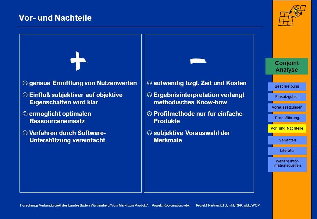 Forschungs-Verbundprojekt des Landes Baden-Württemberg