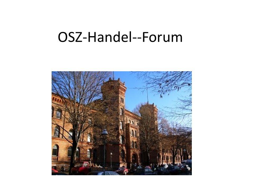 OSZ-Handel--Forum
