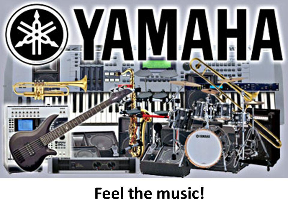 Feel the music!