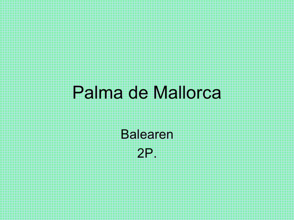 Palma de Mallorca Balearen 2P.
