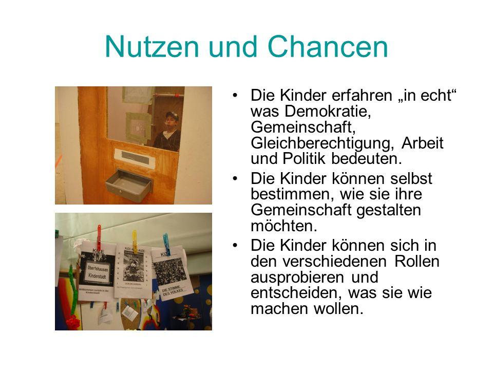 Kinderstadt Obertshausen In Obertshausen gibt es seit 2003 jeden Sommer eine dreiwöchige Kinderstadt mit jeweils rund 300 Kindern.