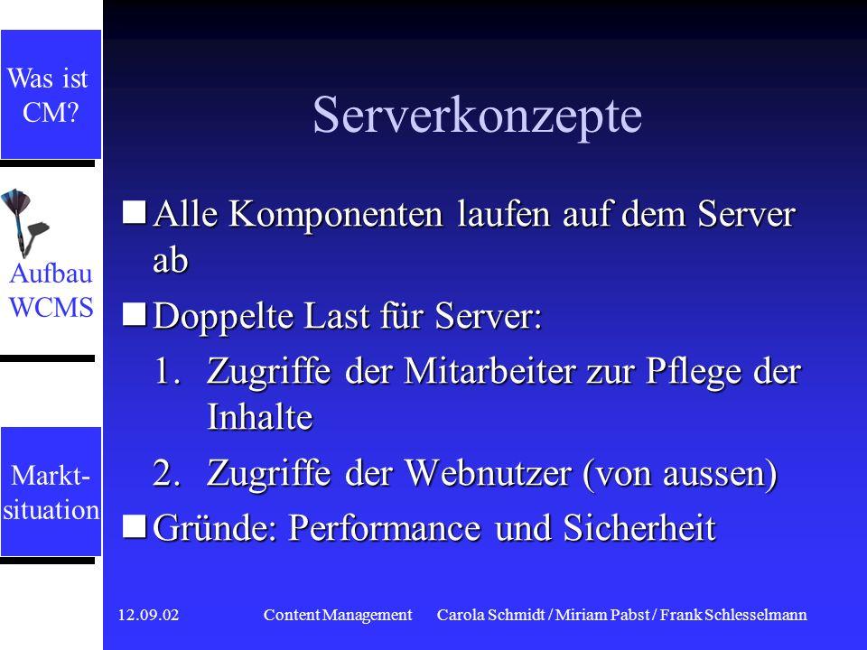 12.09.02 Content ManagementCarola Schmidt / Miriam Pabst / Frank Schlesselmann APIs Application Programming Interfaces Application Programming Interfa