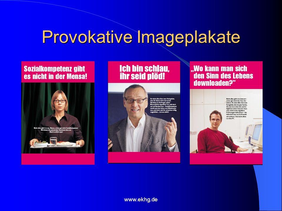 www.ekhg.de Provokative Imageplakate