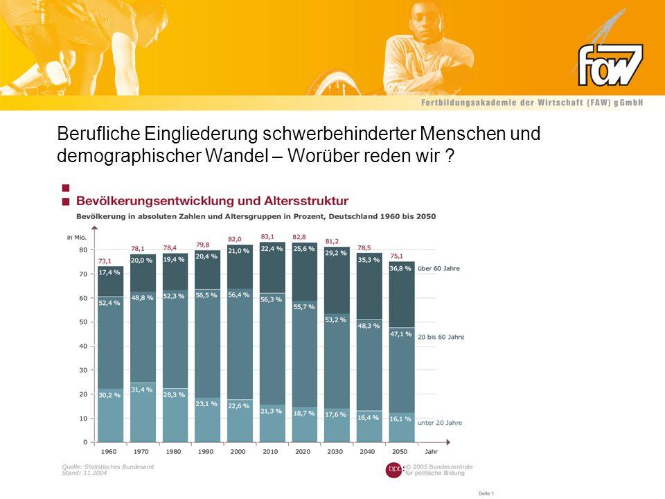 Demographische Entwicklungen und Tendenzen 10.