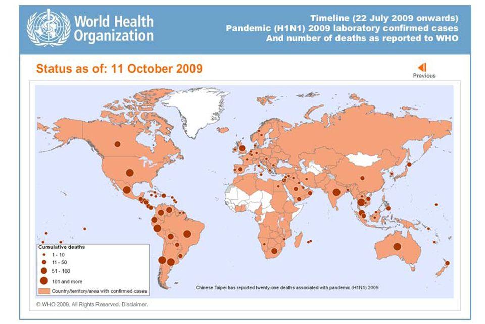Impfung gegen die neue Grippe – 23.10.2009 – Dr. Peter Czeschinski AMSD – Arbeitsmedizinischer und Sicherheitstechnischer Dienst