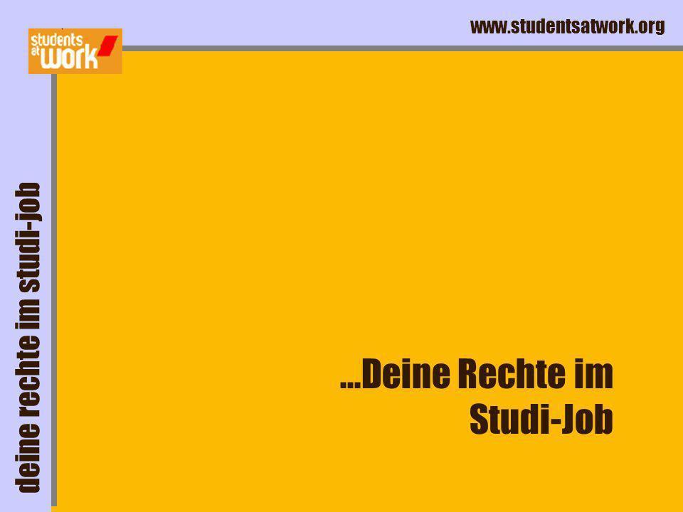 www.studentsatwork.org Stipendium finanzierungsmöglichkeiten Stipendien nicht nur für StreberInnen !!.