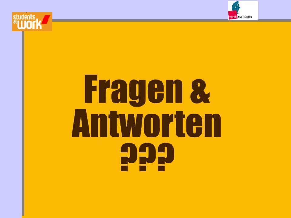 Fragen & Antworten ???
