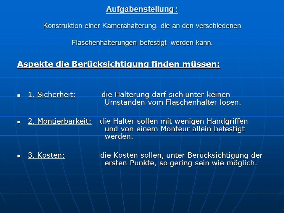 Projekt Visio-Carrier Fachschule für Technik und Gestaltung Flensburg MT 03 Gruppenmitglieder: Robert Redmann Arne Wieken