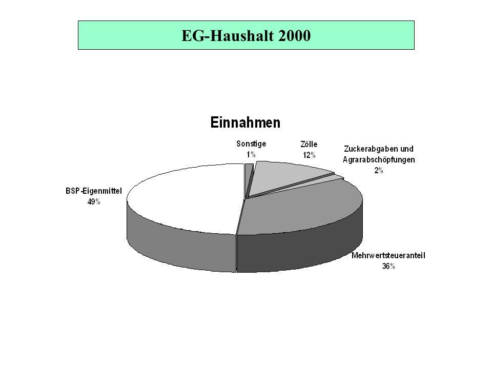 EG-Haushalt 2000