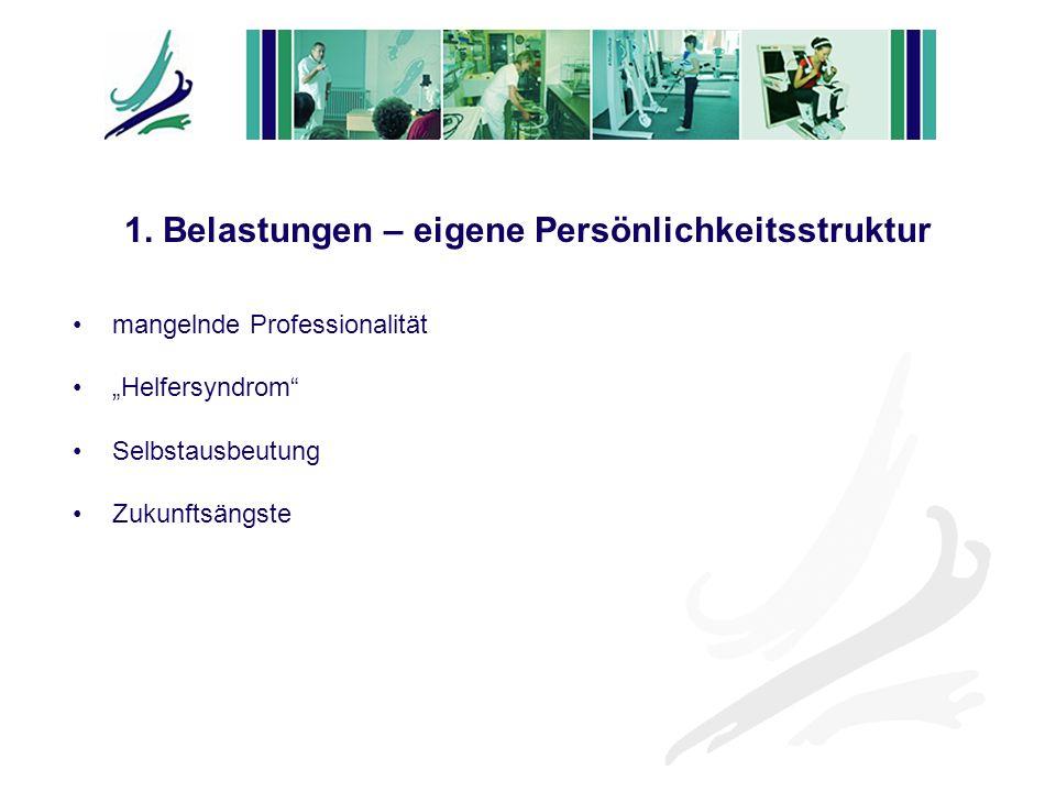 Supervision Vorschlagswesen Gesundes Kantinenessen Sport-Spaß-Turnier Zielvereinbarungsgespräche 4.