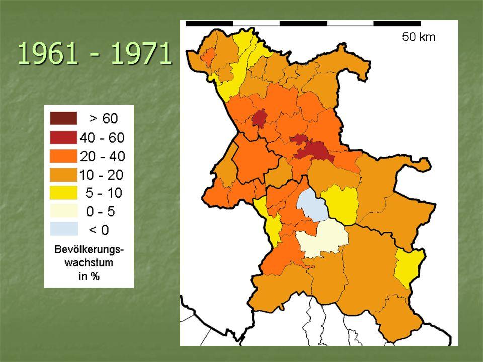 1961 - 1971