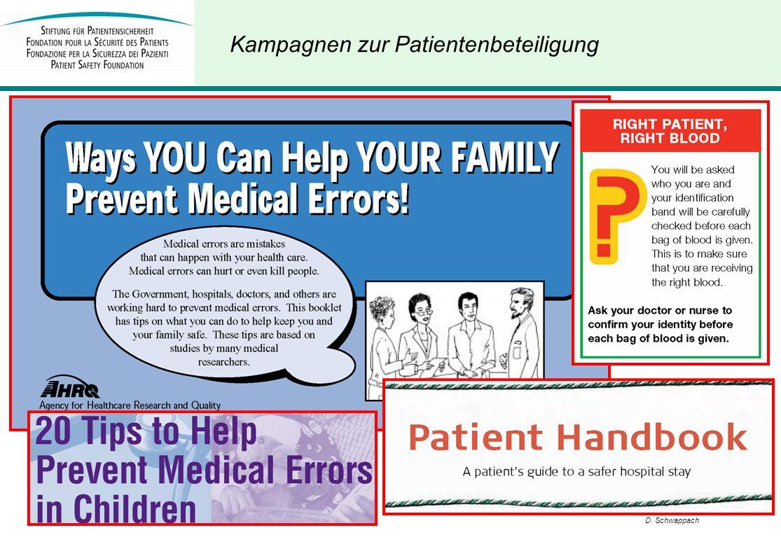 12D. Schwappach Kampagnen zur Patientenbeteiligung