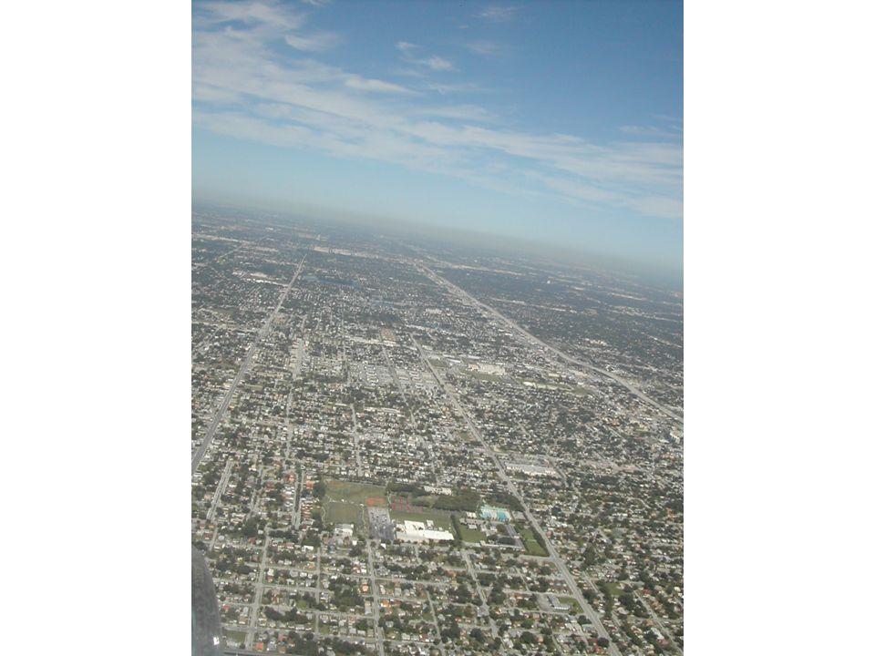 Die modellhafte Darstellung der Entwicklung der nordamerikanischen Stadt