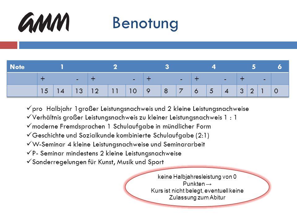 Stundentafel – Musikus Art der EinbringungFachStundenzahl Pflicht kath. Religionslehre22 Deutsch44 Mathematik44 G + Sk2+1 Sport22 Wahlpflicht Latein44