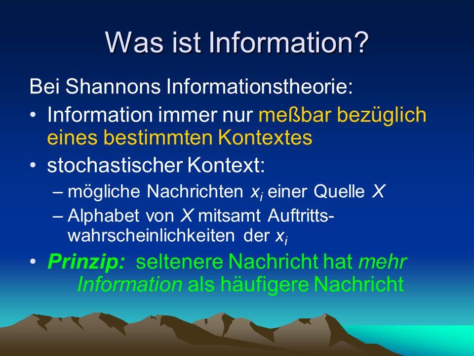 Computer = Be-rechner Computer = Be-rechner computer Algorithmenmaschine hier: Konzept Lisp Programm zu Datenmaterial degradiert SteuerwerkProgramm Rechenwerk calculator (ALU) = Daten