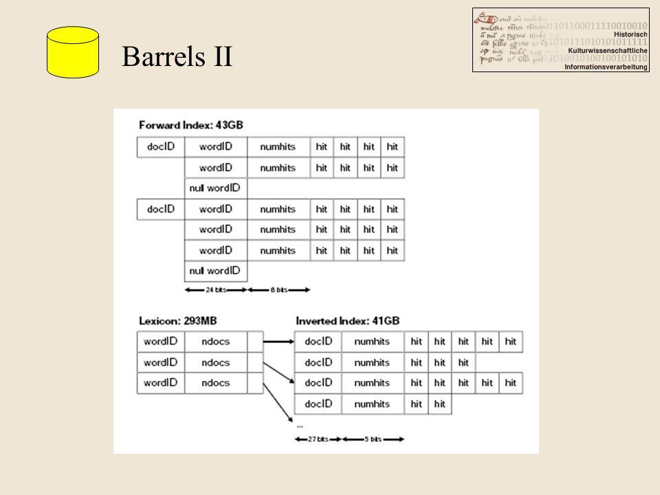 Barrels II