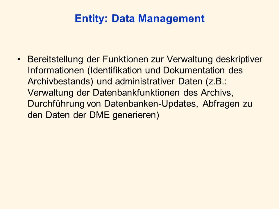 Preservation Metadata Element Sets 1.Cedars Project ( CURL Exemplars in Digital Archives) 2.
