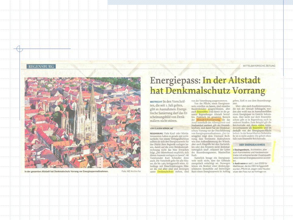 I.Teil: Der Energieausweis Art. 1 Abs.