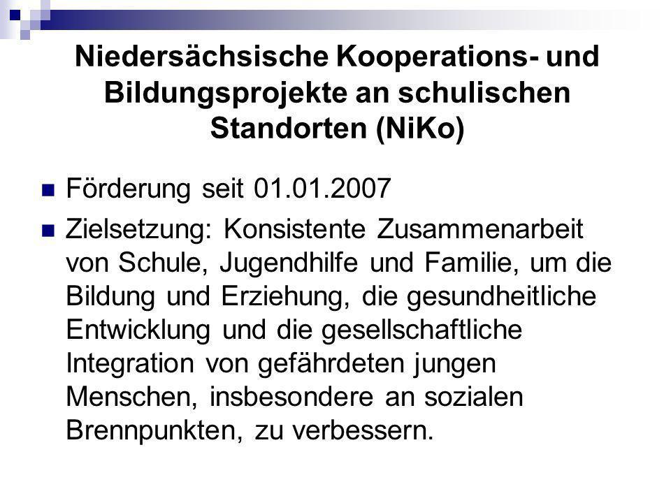 Von der Antragstellung bis zur Genehmigung Oktober 2007: Einreichen des Feinkonzeptes Ende 2008: Zuwendungsbescheide für 2009-2011