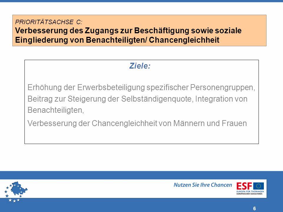 7 Verwaltungstechnische Umsetzung einschl.