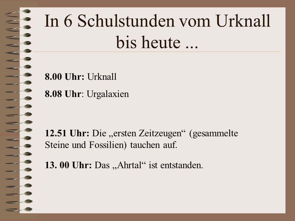 Falten - Spuren der Zeit Fundort: an einer Bushaltestelle in Altenburg Manchmal haben auch Gesteinsschichten Falten, aber warum???