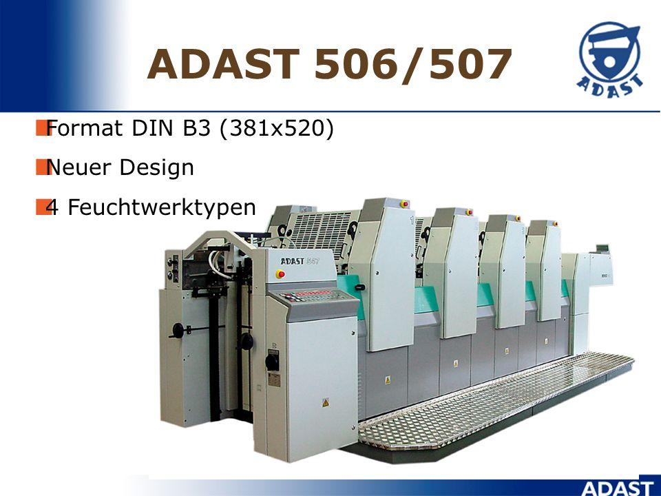 Alle Produkte des ADAST Holdings CE - Certification Européen GS - Geprüfte Sicherheit ISO 9001 sind zertifiziert: