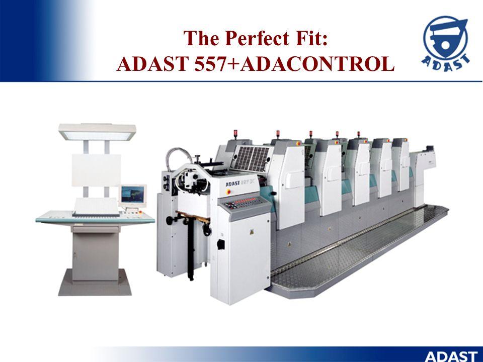 Anordnung: Maschine mit Agreggaten RIP ADAcontrol Druckmaschine Schaltschrank Kühlung des FW Kühlung der Dioden Waschbehälter