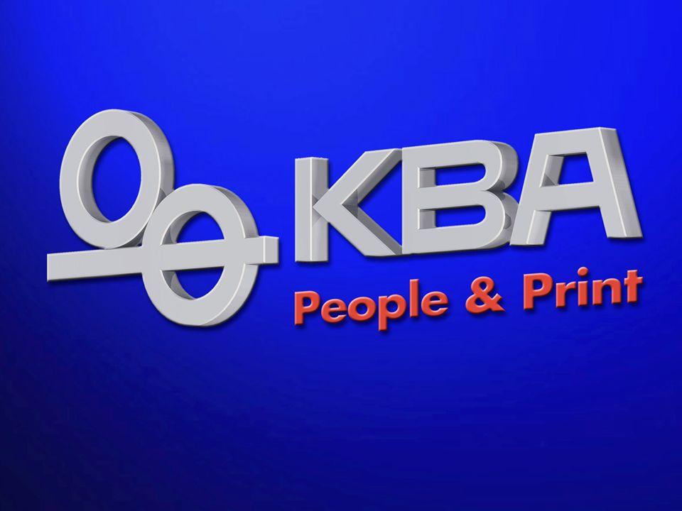 KBA High-Speed-Printing bei Aro-Druck am 15.11.2001