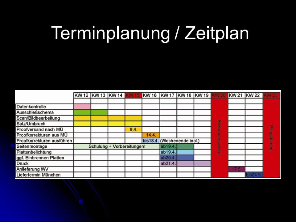 Aufgaben Koordination des Projektes Controlling Präsentation