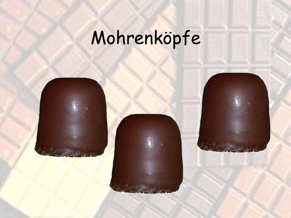 Zum Beispiel Eis Pralinen Schokokuchen Kekse Lebkuchen Schokopudding Heiße Schokolade
