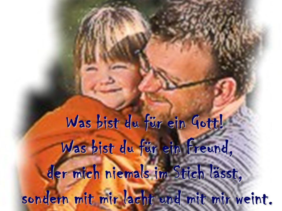 Chorus - Du bist Gott...Text & Musik: Daniel Jacobi & Claas Jambor © 2003 GenX-Music, adm.