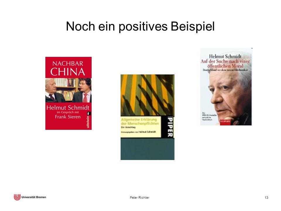 Peter Richter13 Noch ein positives Beispiel